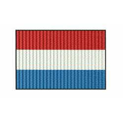 The Netherland National Embroidery design