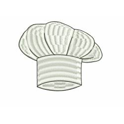 Master Chefs Hat Kitchen Embroidery Designs