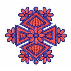 Indian Machine Embroidery Design