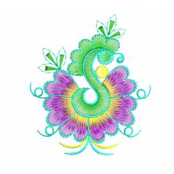 Beautiful Floral 2020A Machine Embroidery_EmbroideryShristi