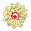 FLORA EMBROIDERY DESIGNS